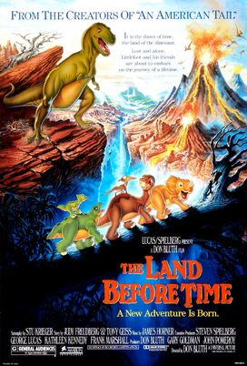 Land before time xlg poster