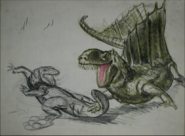 Dimetro-vs-thecodont-sketch
