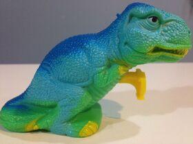 Disney Animal Kingdom T-Rex Dinosaur Water Squirter