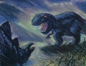 Stego vs Rex