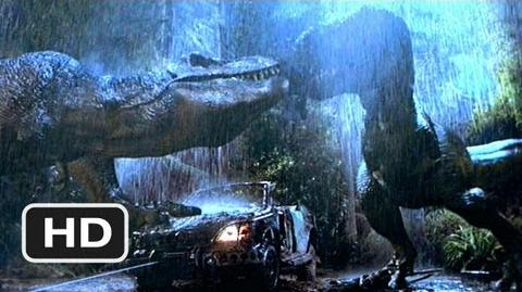 The Lost World Jurassic Park (4 10) Movie CLIP - Ripped Apart (1997) HD