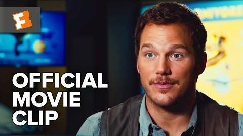 Jurassic World Featurette - A Look Inside (2015) - Chris Pratt Movie