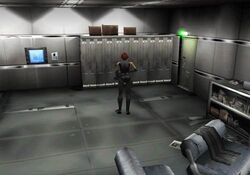 Researcher Rest Room (3)