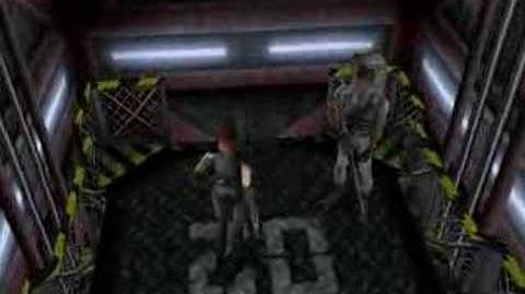 Dino Crisis 1 Walkthrough - part 08