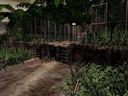 Passageway to Military Facility 2 - ST108 00002