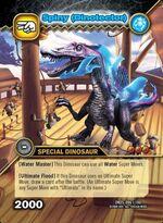 Spiny armor TCG card