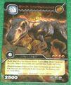 Tyrannosaurus Black TCG Card 3-Colossal