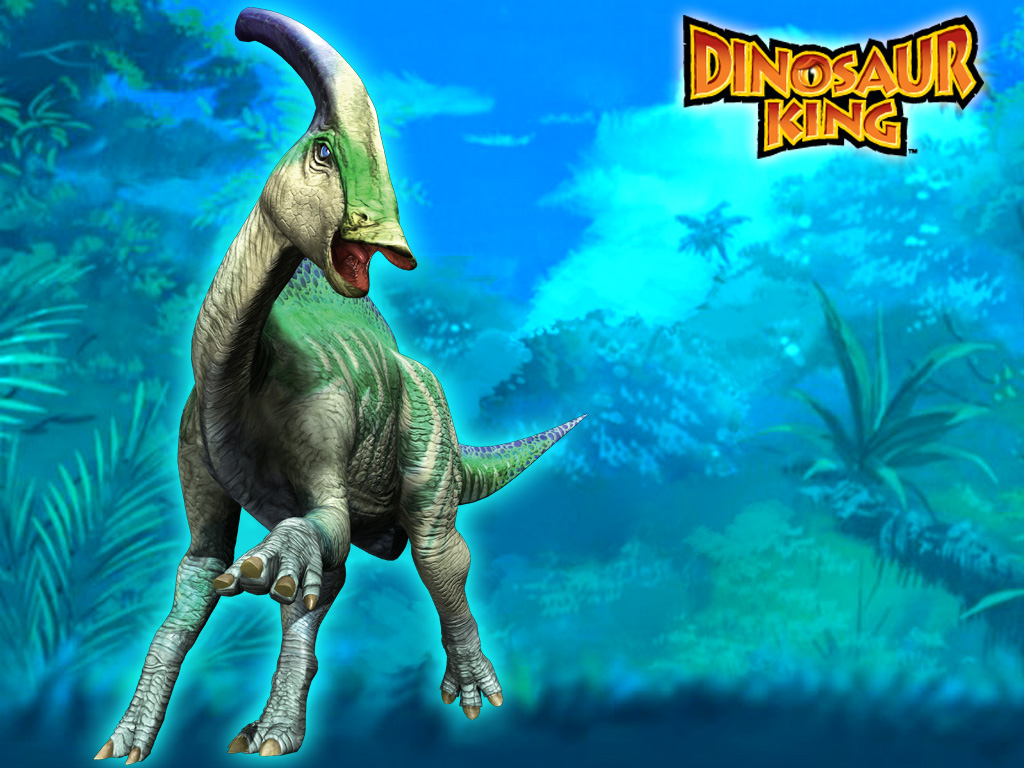 Parasaurolophus dinosaur king fandom powered by wikia - Dinausaure king ...