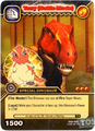 Tyrannosaurus - Terry Battle Mode TCG Card 2-DKAA-Gold