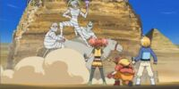 Dinosaur King episode 2