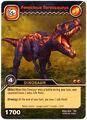 Ferocious Torvosaurus