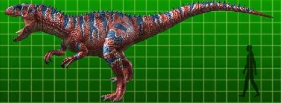 Allosaurus/atrox   Din...