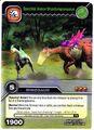Shantungosaurus Spectral Armor TCG Card (German)