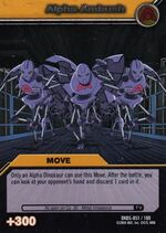 Alpha Ambush TCG Card 1-Silver
