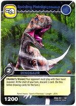 Piatnitzkysaurus-Sprinting TCG Card