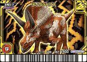 Diceratops card