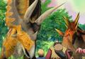 Pentaceratops!