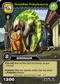 Fukuisaurus-Guardian TCG Card 2-Collosal 1a