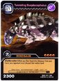 Euoplocephalus-Tunneling TCG Card 1-Gold (German)