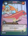 Tyrannosaurus - Terry TCG Card 8-DKPR (French)