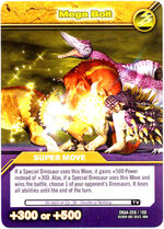 Mega Bolt TCG Card
