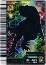 Megalosaurus card