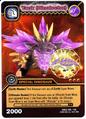 Saichania - Tank DinoTector TCG Card 1-DKDS-Gold