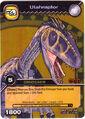 Utahraptor TCG Card