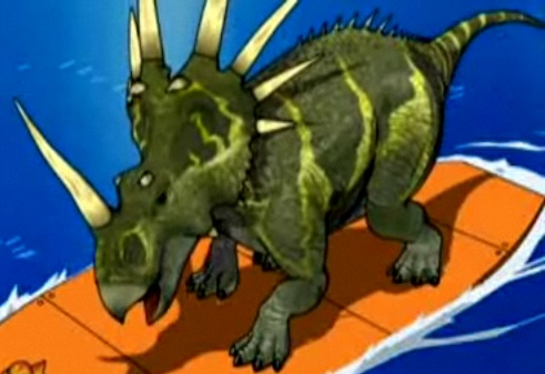 Dinosaur king episode 8 dinosaur king fandom powered - Dinosaure king saison 2 ...