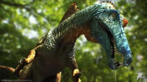 Calls of the Spinosaurus