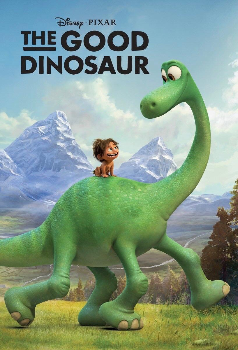 The Good Dinosaur Dinopedia Fandom Powered By Wikia