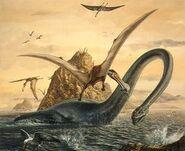 Elas&pterosaurs