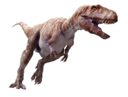 Mighty Megalosaurus