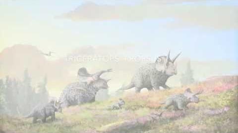 Calls of the Triceratops