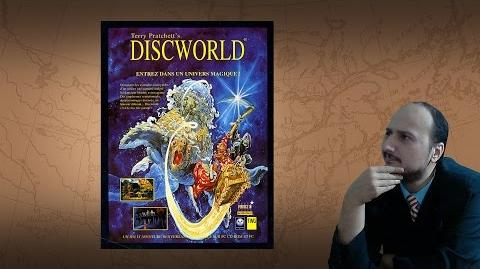 "Gaming History Discworld – ""When crazy people make puzzles"""