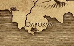 Dabokva location