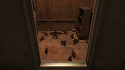 Galvani rat room