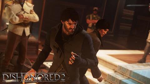 Dishonored 2 – Corvo Gameplay Trailer