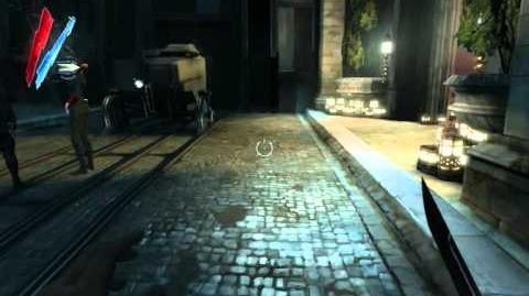Dishonored - Lady Boyle's Last Party - Blueprint Location