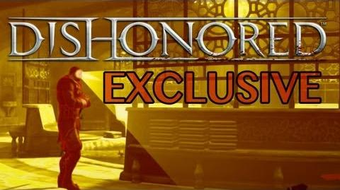 Dishonored Exclusive Stealthy, Gruesome Murder