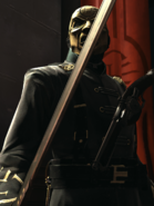 Warfare Overseer Dishonored
