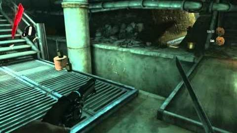 Dishonored - Dishonored (level) Walkthrough Part 2 - Dunwall Sewers