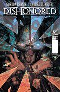 Titan comics, issue 1, cover a