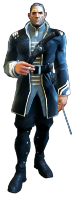 Admiral Havelock Render