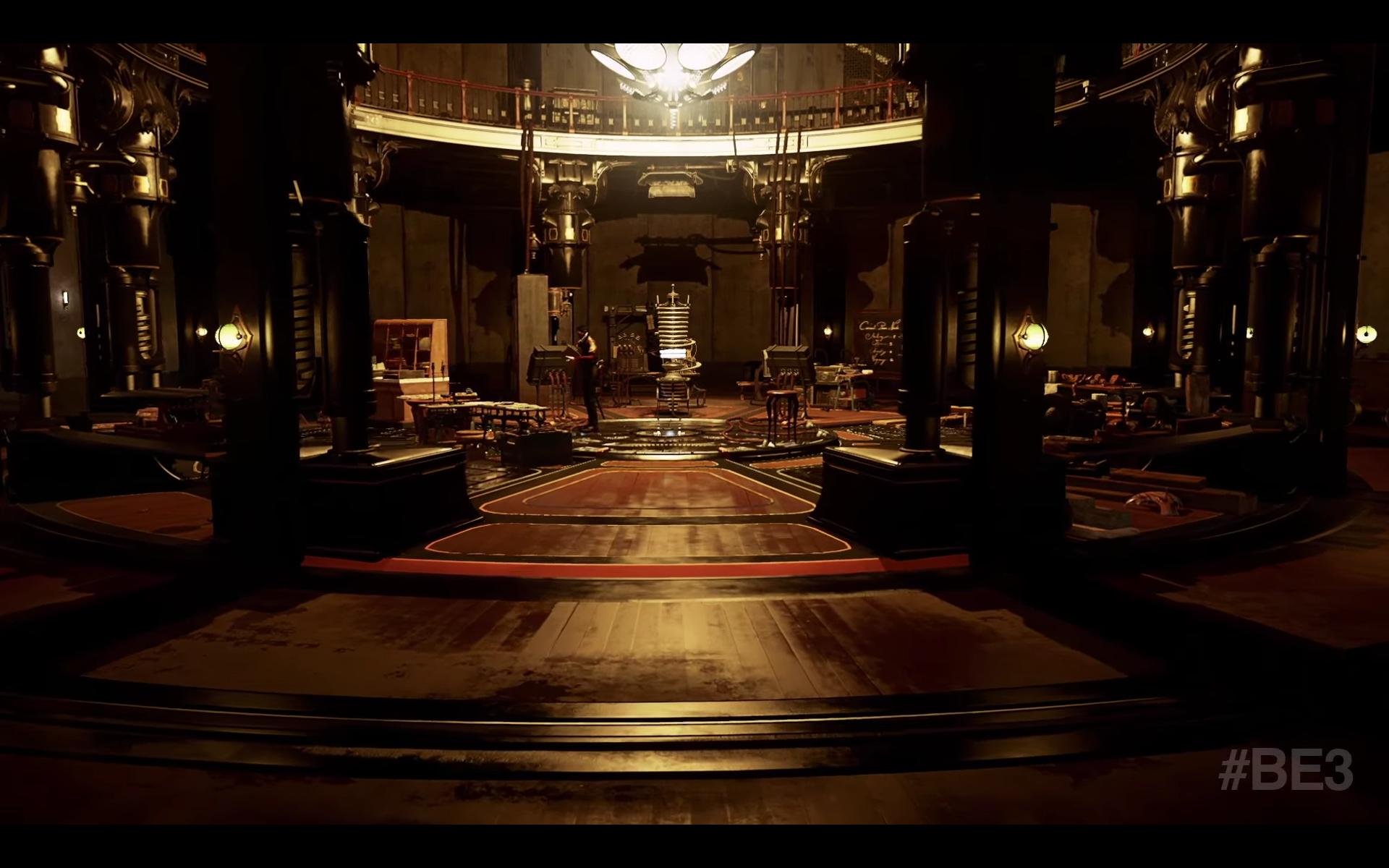 Dishonored 2 Clockwork Mansion