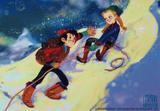 Anna-kristoff-frozen-disney-la-reina-de-las-nieves-the-snow-queen-kai-kay-gerda-idina-menzel-princess-princesa-princesas-prince-principe-principe-helado-boceto-concept-art-arte-conceptual-pelicula-movie-2013