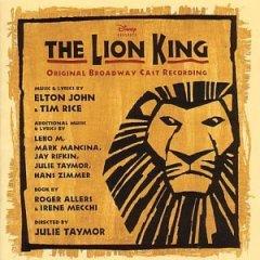 Lionking BroadwayCast