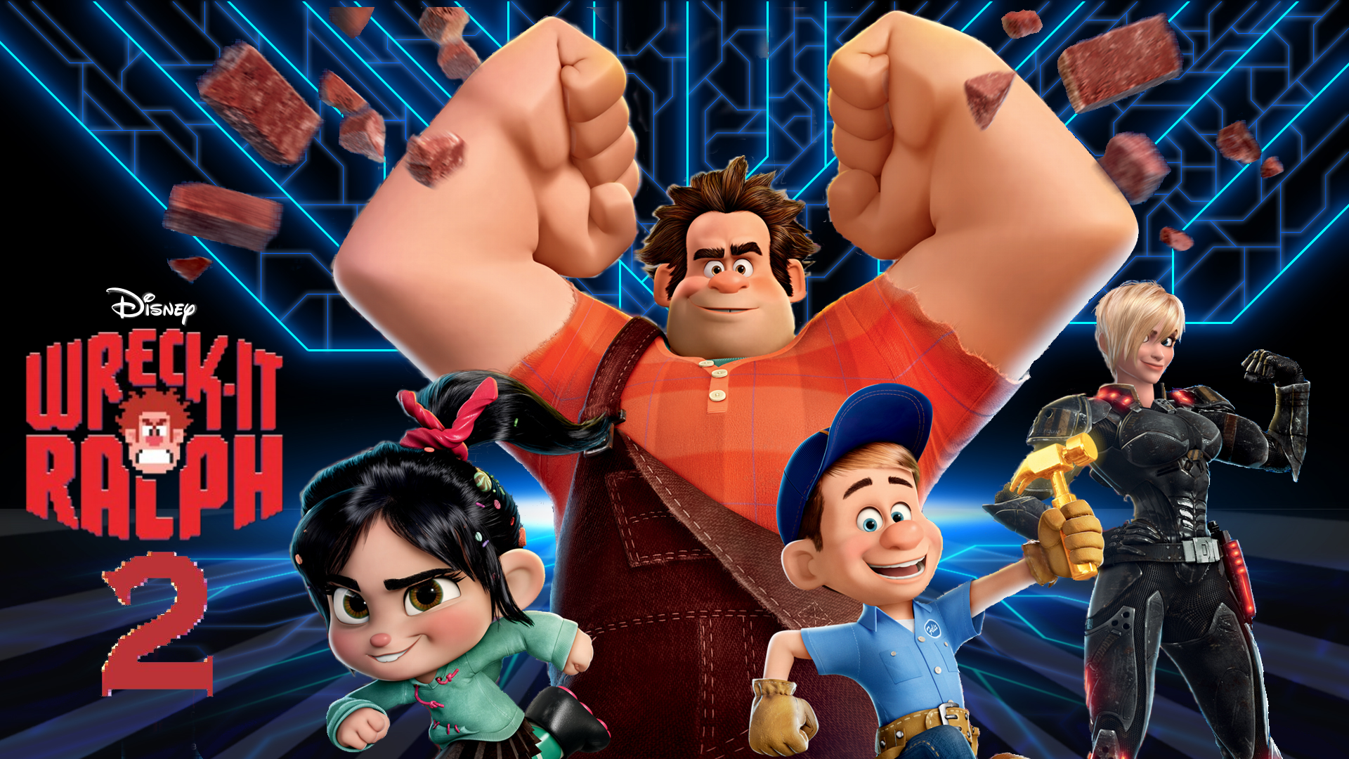 Image result for wreck it ralph disney