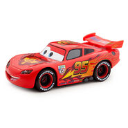 Lightning McQueen Die Cast Car - Cars 2