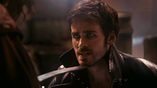 Colin O'Donoghue as Captain Hook on Once Upon A Time S02E04 Crocodile 5